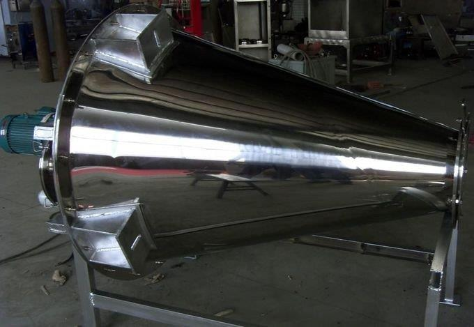 Caldeiraria de aço inox