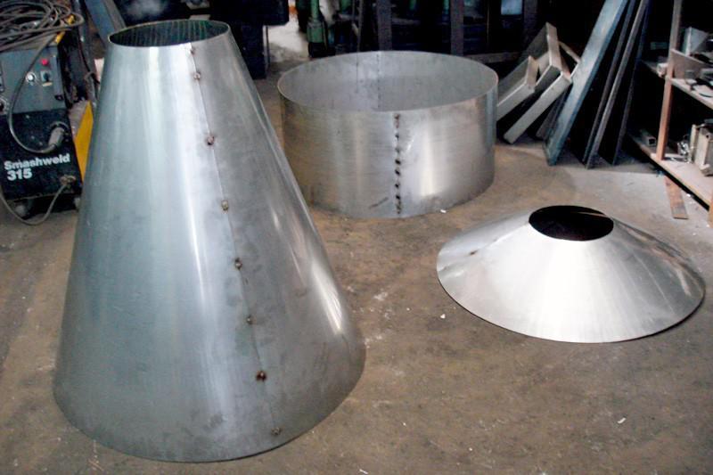Caldeiraria industrial